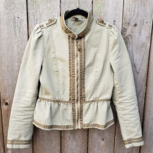 H&M Military Jacket - Size 10